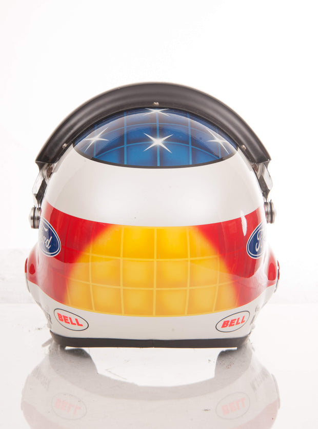 1994 Michael Schumacher Tornado jet fighter Bell helmet