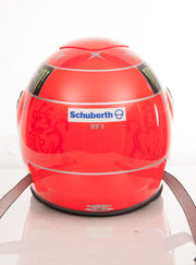 2010 Michael Schumacher official Schuberth replica helmet - Formula 1 Memorabilia