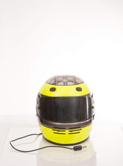 1995 Ralf Schumacher race used helmet