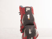 Michael Schumacher FILA race shoes Signed - Formula 1 Memorabilia