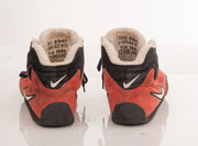 2001 Michael Schumacher Nike race shoes Signed - Formula 1 Memorabilia