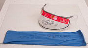 2004 Michael Schumacher Signed Race Used Ferrari Schuberth F1 Visor