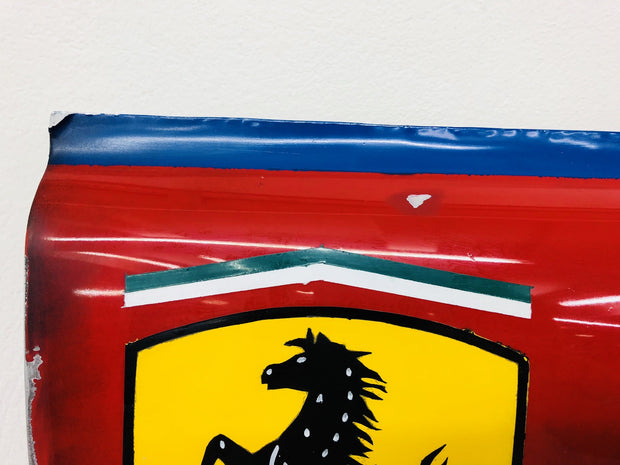 Ferrari 250 GTO fender wall art