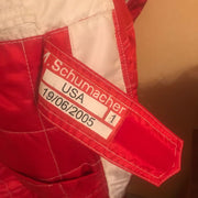 2005 Michael Schumacher USA GP race suit - Formula 1 Memorabilia
