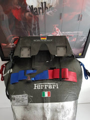 2003 Michael Schumacher F2003 seat signed with CoA -SOLD-