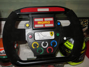 2002 Michael Schumacher Ferrari steering wheel replica