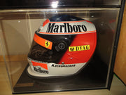 1996 Michael Schumacher Bell replica Helmet signed