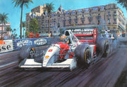 Master of Monaco by Nicolas Watts