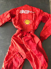 2019 Ferrari F1 Pit mechanic complete set