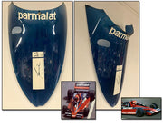 1978 Niki Lauda wind screen signed - SOLD - - Formula 1 Memorabilia