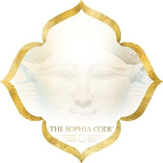 Hathor Keycode 2 | The Sophia Code | Kaia Ra Jewelry | Embody Your Sovereignty Collection