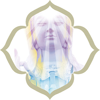 Quan Yin Keycode 6 | The Sophia Code | Kaia Ra Jewelry | Embody Your Sovereignty Collection