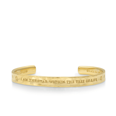 Green Tara Mantra Bangle