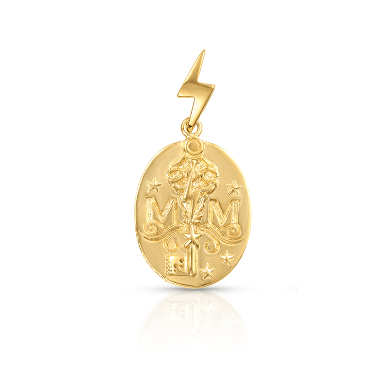 """She of a Thousand Angels"" Magdalene Medallion"