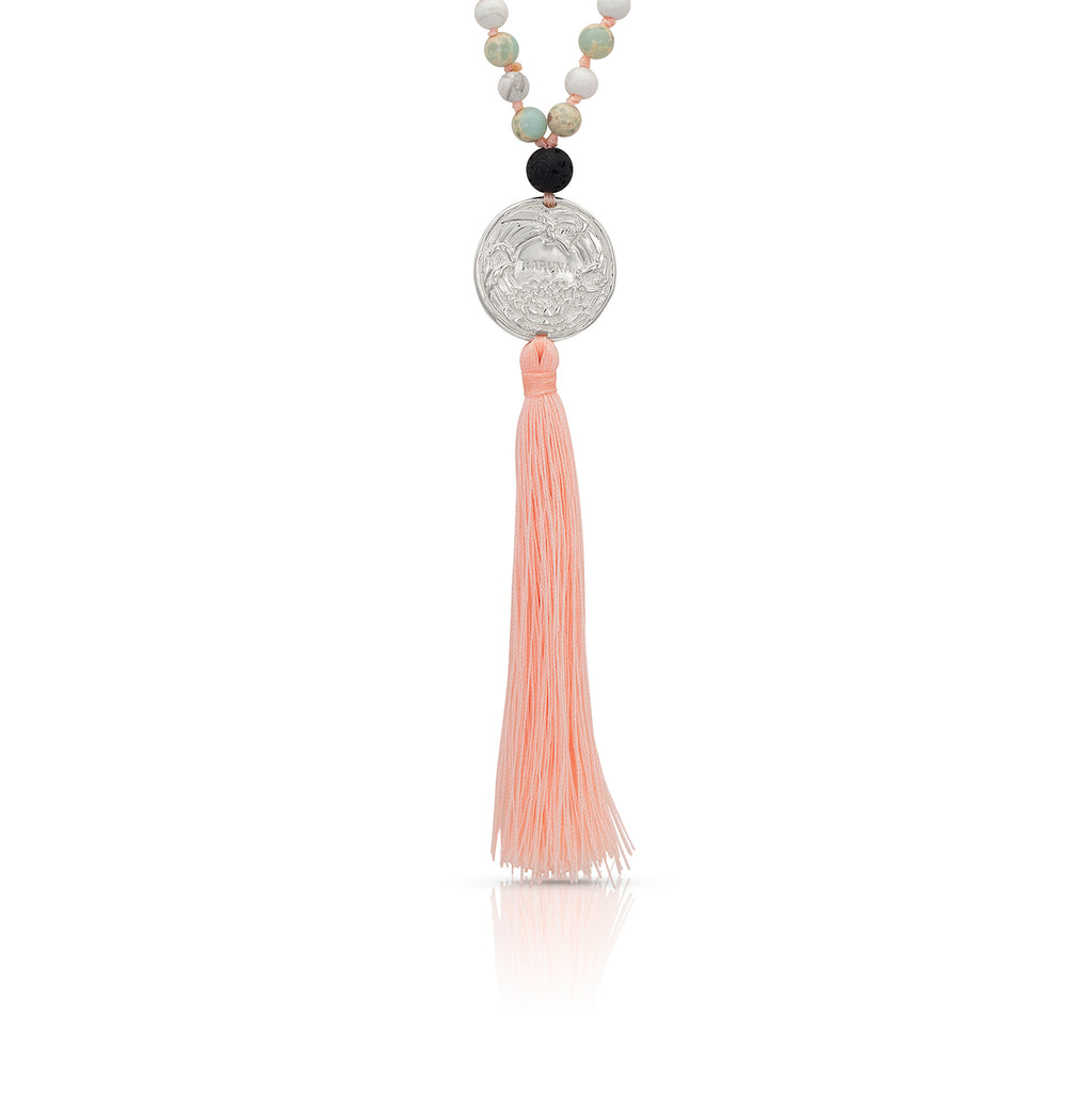 Quan Yin Mala of Karuna Compassion | Kaia Ra | The Sophia Code Jewelry