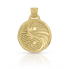 Quan Yin Waters of Compassion Pendant in Gold Plate | Kaia Ra Jewelry | Bejeweled in Sovereignty | The Sophia Code