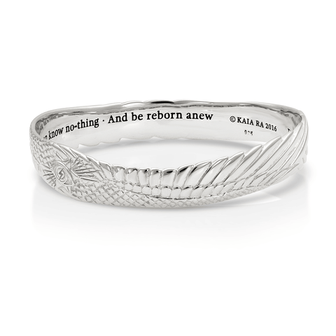 Quan Yin Mantra Bangle