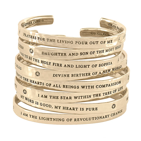 The Phoenix Child Keycode 444 Cuff