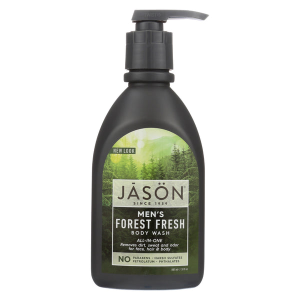 Jason Natural Products All In One Body Wash - 30 Fl oz.