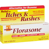 Boericke and Tafel Florasone Itches and Rashes Cream - 1 oz