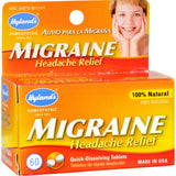 Hyland's Migraine Headache Relief - 60 Tablets