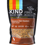 Kind Healthy Grains Cinnamon Oat Clusters with Flax Seeds - 11 oz - Case of 6
