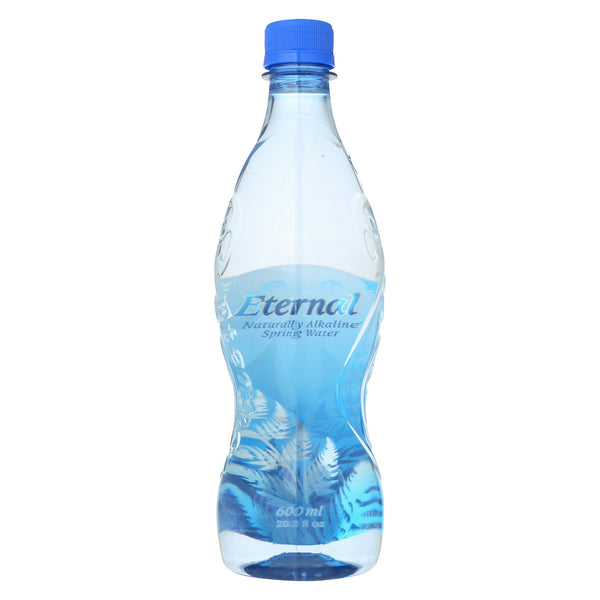 Eternal Naturally Artesian Water - Case of 24 - 600 ml