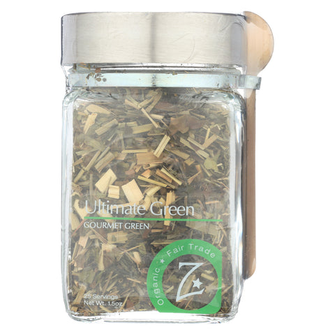 Zhena's Gypsy Teas - Ultimate Green Tea - Case of 4 - 1.5 oz.