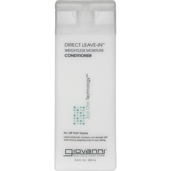 Giovanni Direct Leave-In Conditioner - 8.5 fl oz