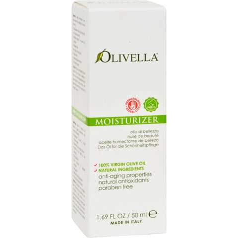 Olivella All Natural Virgin Olive Oil Moisturizer - 1.69 fl oz