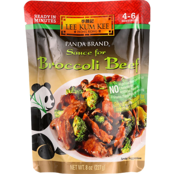 Lee Kum Kee Sauce - Ready to Serve - Broccoli Beef - 8 oz - 1 each (Pack of 3)
