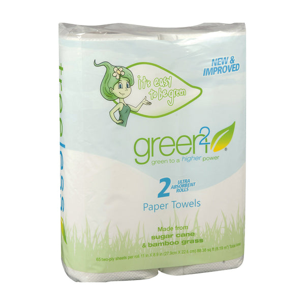 Green2 Paper Towels - Case of 24