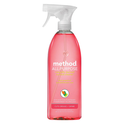Method Products Inc Method Spray Pink Grapefruit - Case of 8 - 28 fl oz