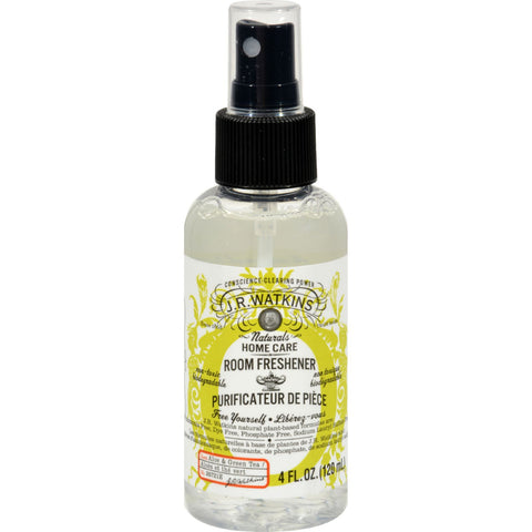 J.R. Watkins Room Spray - Aloe and Green Tea - 4 oz