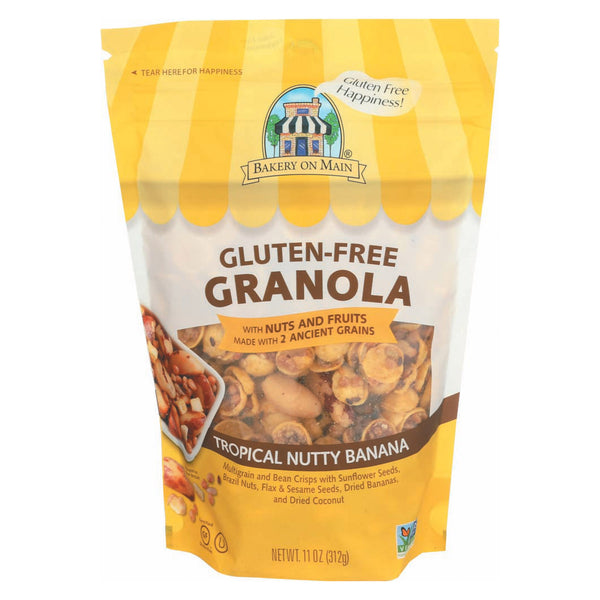 Bakery On Main Gluten Free Granola - Rainforest - Case of 6 - 12 oz.