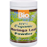 Bio-Nutritional Moringa Leaf Powder - 100% Organic - 300 grams