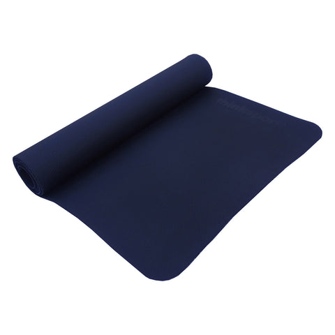 Thinksport Yoga Mat - Black/Black