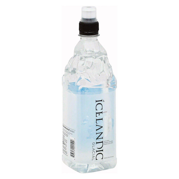 Icelandic Glacial Water - Case of 12 - 25.3 Fl oz.