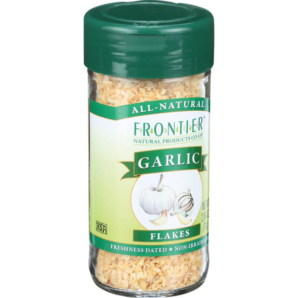 Frontier Herb Garlic - Flakes - 2.64 oz