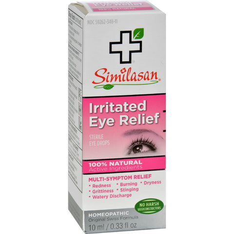 Similasan Irritated Eye Relief - 0.33 fl oz
