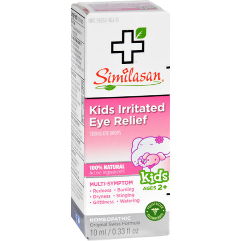 Similasan Kids Irritated Eye Relief - .33 oz