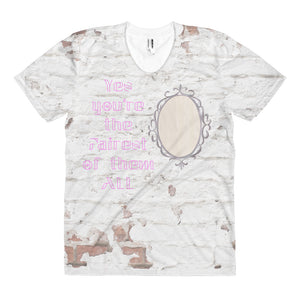 9f99fba0 LookCLuxe Yes, You Are the Fairest of them All sublimation t-shirt