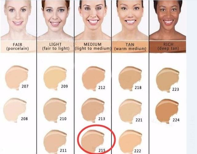 Makeup Cover Concealer Liquid Foundation. Covers Freckles Acne Marks & Its Waterproof - Dermacol215 - Makeup Concealer F6 Std Edc Oto