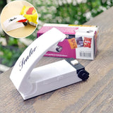 Mini Portable Heat Plastic Bag Sealer. A Must Tool For Home! - Kitchen Tools F6 Std Edc Oto Food Sealer Fetchzy Fetchzy
