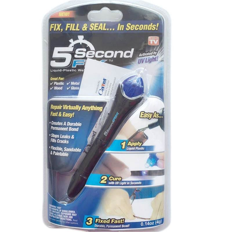 The 5 Second Fix (Original) - It Is Truly A Game - Changer