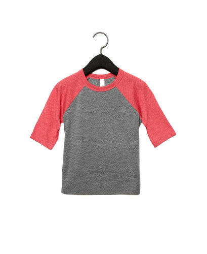 TODDLER RAGLAN 3/4 SLEEVE