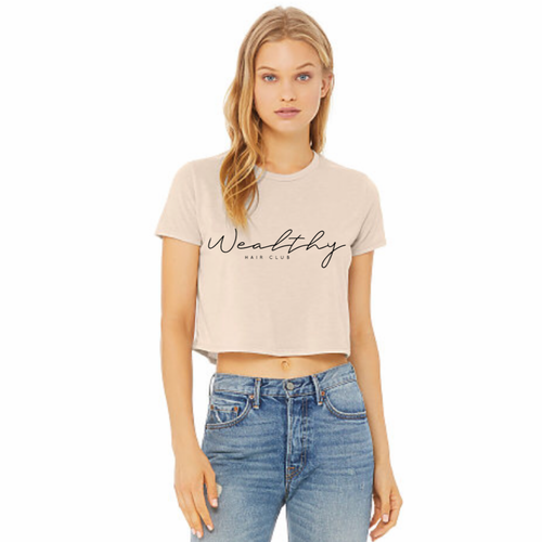 WHC Flowy Crop tops