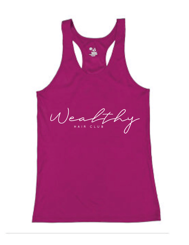 WHC Dri-Fit Racerbacks
