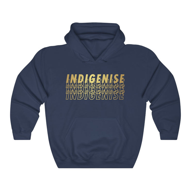 Indigenise Hoodie - Self Sovereignty