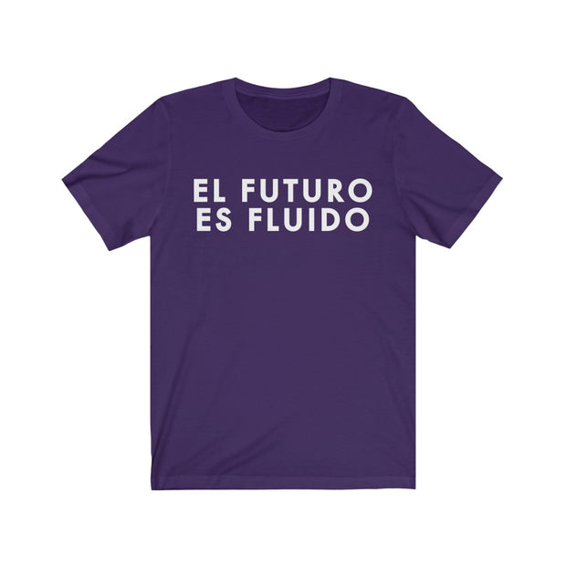 El Futuro Es Fluido Tee - Self Sovereignty